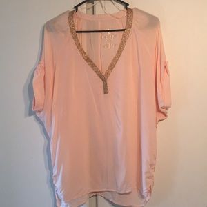 Juicy couture top xsmall pink